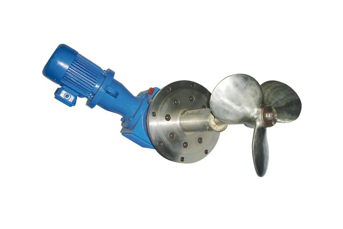 SI系列侧入式减速机图片