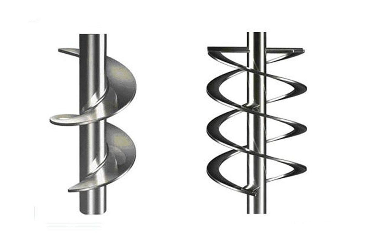 螺杆式搅拌器图片