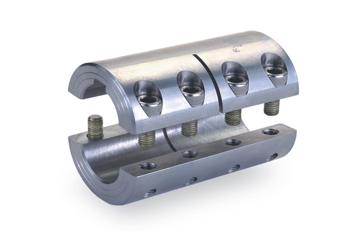JQ系列便拆刚性夹壳式联轴器图片